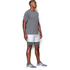 Under Armour Men's Mirage 2 in 1 Training Shorts - White: Image 4