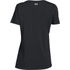 Under Armour Women's Studio Oversized Short Sleeve T-Shirt - Black: Image 2