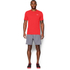 Under Armour Men's Streaker Run Short Sleeve T-Shirt - Red: Image 3