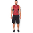 Under Armour Men's HeatGear CoolSwitch Compression Tank Top - Red: Image 3