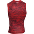 Under Armour Men's HeatGear CoolSwitch Compression Tank Top - Red: Image 2