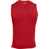 Under Armour Men's Tech Sleeveless T-Shirt - Red: Image 2