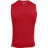 Under Armour Men's Tech Sleeveless T-Shirt - Red: Image 2