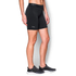 Under Armour Women's HeatGear Armour Long Shorts - Black: Image 3
