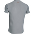 Under Armour Men's CoolSwitch Run Podium Short Sleeve T-Shirt - Grey/Red: Image 2