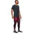 Under Armour Men's Launch Printed Compression Leggings - Red: Image 4