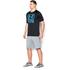 Under Armour Men's Tech Boxed Logo T-Shirt - Black: Image 4
