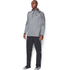 Under Armour Men's CoolSwitch Run Podium 1/4 Zip Top - Grey: Image 4