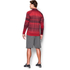 Under Armour Men's Tech Printed 1/4 Zip Long Sleeve Top - Red: Image 5