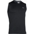 Under Armour Men's Tech Sleeveless T-Shirt - Black: Image 1