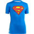 Under Armour Boy's Transform Yourself Superman Baselayer - Blue: Image 1