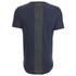 4Bidden Men's Longline Aim T-Shirt - Navy: Image 2