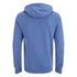 Smith & Jones Men's Pseudo Print Hoody - Moonlight Blue Marl: Image 2