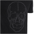 Smith & Jones Men's Diastyle Skull T-Shirt - Black Nep: Image 5
