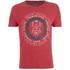 Smith & Jones Men's Arrowsli Print T-Shirt - True Red Marl: Image 1