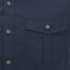 Smith & Jones Men's Pelmet Short Sleeve Shirt - Navy Blazer: Image 3