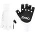 POC Aero TT Gloves - Hydrogen White: Image 1