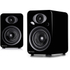 Steljes Audio NS3 Bluetooth Duo Speakers - Coal Black: Image 1