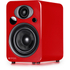 Steljes Audio NS3  Bluetooth Duo Speakers  - Vermilion Red: Image 2