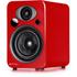 Steljes Audio NS3 Bluetooth Duo Speakers - Vermilion Red: Image 2