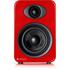 Steljes Audio NS3 Bluetooth Duo Speakers - Vermilion Red: Image 3