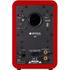 Steljes Audio NS3 Bluetooth Duo Speakers - Vermilion Red: Image 4