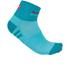 Castelli Women's Rosa Corsa Socks - Blue: Image 1
