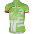 Castelli Children's Veleno Short Sleeve Jersey - Green: Image 1
