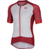 Castelli Climber's 2.0 Short Sleeve Jersey - White/Red: Image 1