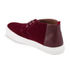 Oliver Spencer Men's Beat Chukka Boots - Burgundy Suede: Image 4