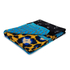 KENZO Mixprint Beach Towel - Jaune: Image 3