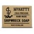 Mr Natty Shipwreck Soap 120g: Image 1