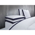 Calvin Klein Canyon Indigo Pillowcase - White: Image 2