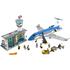 LEGO City: Flughafen-Abfertigungshalle (60104): Image 2