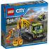 LEGO City: Vulkaan crawler (60122): Image 1