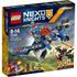 LEGO Nexo Knights: Aaron Fox's Aero-Striker V2 (70320): Image 1