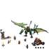 LEGO Ninjago: The Green NRG Dragon (70593): Image 2