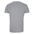 Jack & Jones Men's Core Ready T-Shirt - Light Grey Marl: Image 2