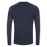 Jack & Jones Men's Core Inc Long Sleeve T-Shirt - Navy Blazer: Image 2