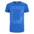 Jack & Jones Men's Core Wall T-Shirt - Surf the Web: Image 1