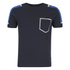 Jack & Jones Men's Core Block T-Shirt - Navy Blazer: Image 1