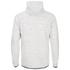Jack & Jones Men's Core Keep Zip Through Hoody - Treated White: Image 2
