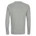 Jack & Jones Men's Core Inc Long Sleeve T-Shirt - Light Grey Marl: Image 2