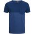 Jack & Jones Men's Originals Tobe 2 Tone T-Shirt - Poseidon: Image 1