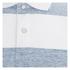 Jack & Jones Men's Originals Micks Polo Shirt - Mykonos Blue/White: Image 3