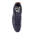 PS by Paul Smith Men's Osmo Leather Low Top Trainers - Galaxy Mono Lux: Image 3