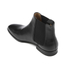 PS by Paul Smith Men's Gerald Grain Leather Chelsea Boots - Black Oxford Dax Grain: Image 4