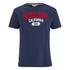 Soul Cal Men's Logo T-Shirt - Navy: Image 1