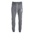Franklin & Marshall Men's Slim Fit  Sweatpants - Blue Melange: Image 1