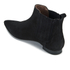 H Shoes by Hudson Women's Reine Pointed Suede Ankle Boots - Black: Image 4